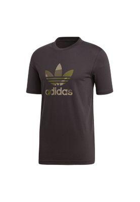 Adidas Originals T-Shirt Herren CAMO INFILL TEE DX3674 Schwarz – Bild 0