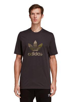 Adidas Originals T-Shirt Herren CAMO INFILL TEE DX3674 Schwarz – Bild 1
