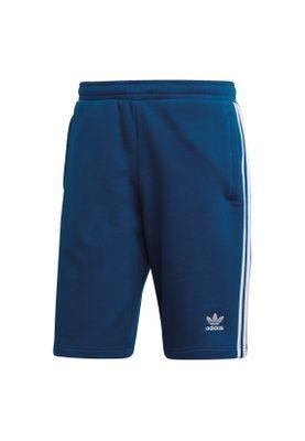 Adidas Originals Joggingshort Herren 3-STRIPES SHORT DV1526 Blau – Bild 0
