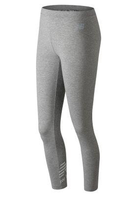 New Balance Damen Leggings CTN LEGGING WP83554 Grau