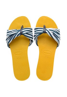 havaianas Zehentrenner H. YOU ST TPZ CF 4140714 0486 Mehrfarbig Mustard