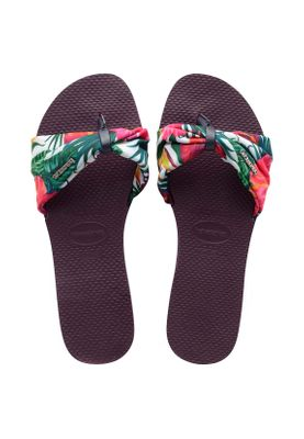 havaianas Zehentrenner H. YOU ST TPZ CF 4140714 2967 Mehrfarbig Aubergine