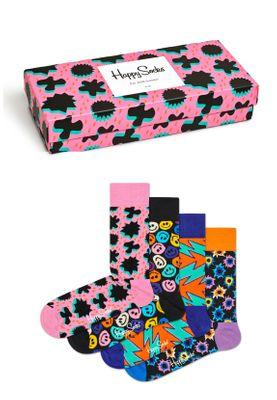 Happy Socks Geschenkbox FESTIVAL GIFT BOX XFST09-0100 Mehrfarbig – Bild 0