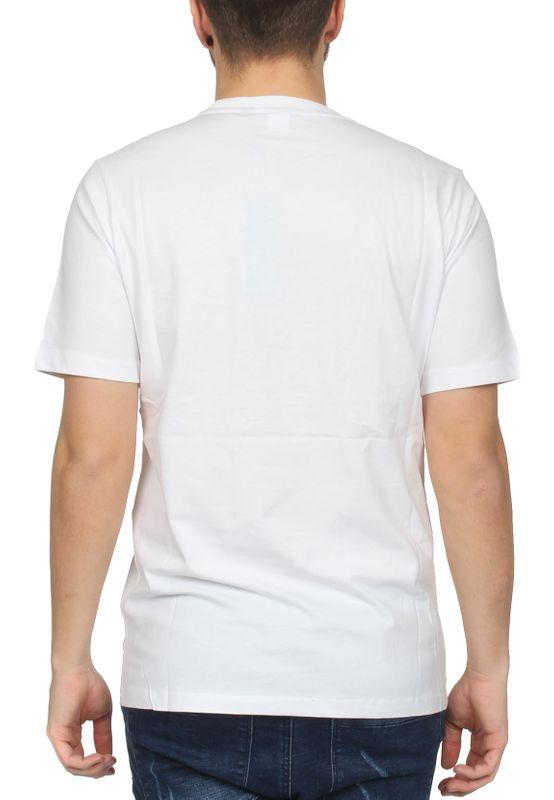 Sergio Tacchini T-Shirt Herren CHIKO 038049 White Multicolor – Bild 1