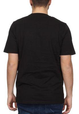 Sergio Tacchini T-Shirt Herren CHIKO 038049 Black White – Bild 1