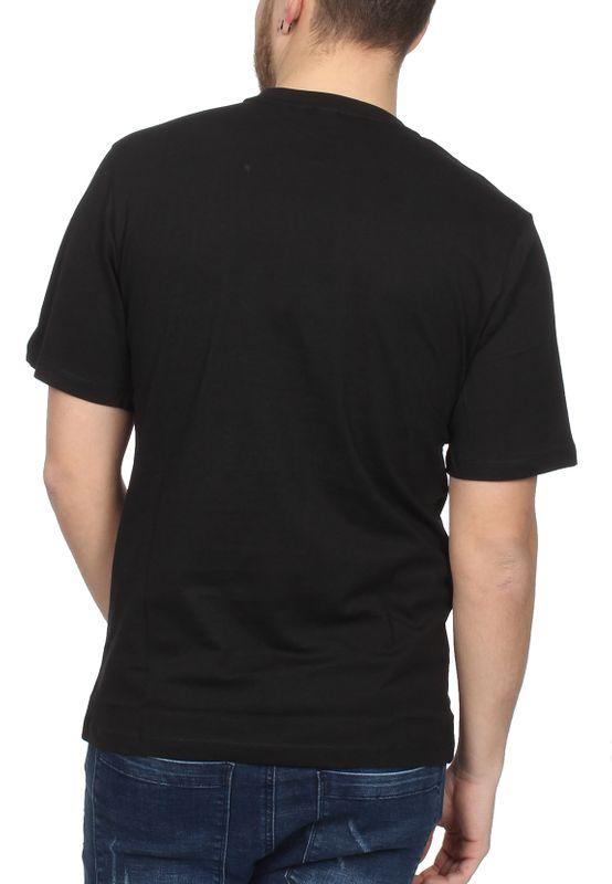Sergio Tacchini T-Shirt Herren IBERIS 037740 Black Hologram – Bild 1