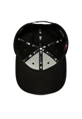 New Era Stretch Snap 9Fifty Snapback Cap NEW ENGLAND PATRIOTS Schwarz – Bild 2