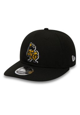 New Era MILB Retro Crown 9Fifty Snapback Cap SALT LAKE BEES Schwarz – Bild 0