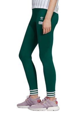 Adidas Originals Leggings Damen TIGHTS DU9935 Grün – Bild 2
