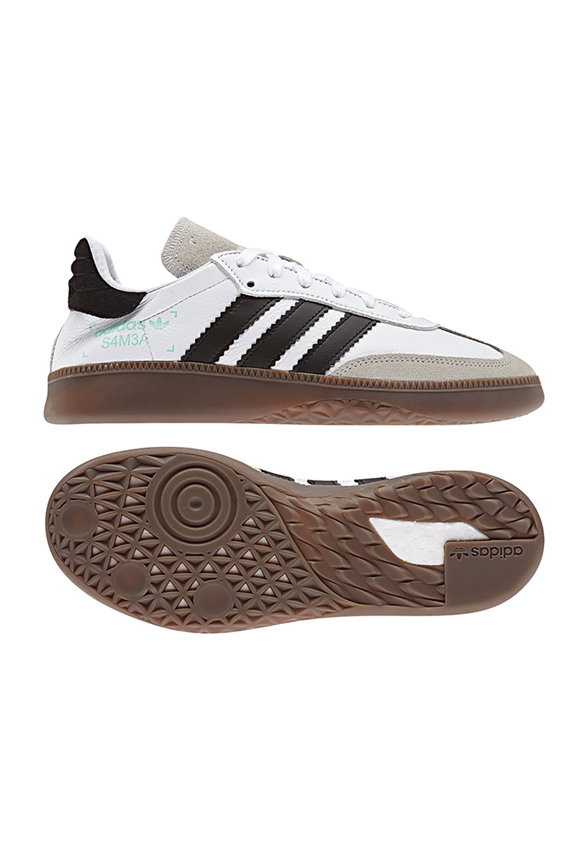 Adidas Originals Sneaker SAMBA RM BD7537 Weiß
