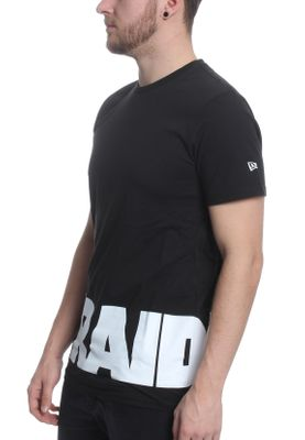 New Era NFL Wrap Around Tee Herren OAKLAND RAIDERS Schwarz – Bild 1