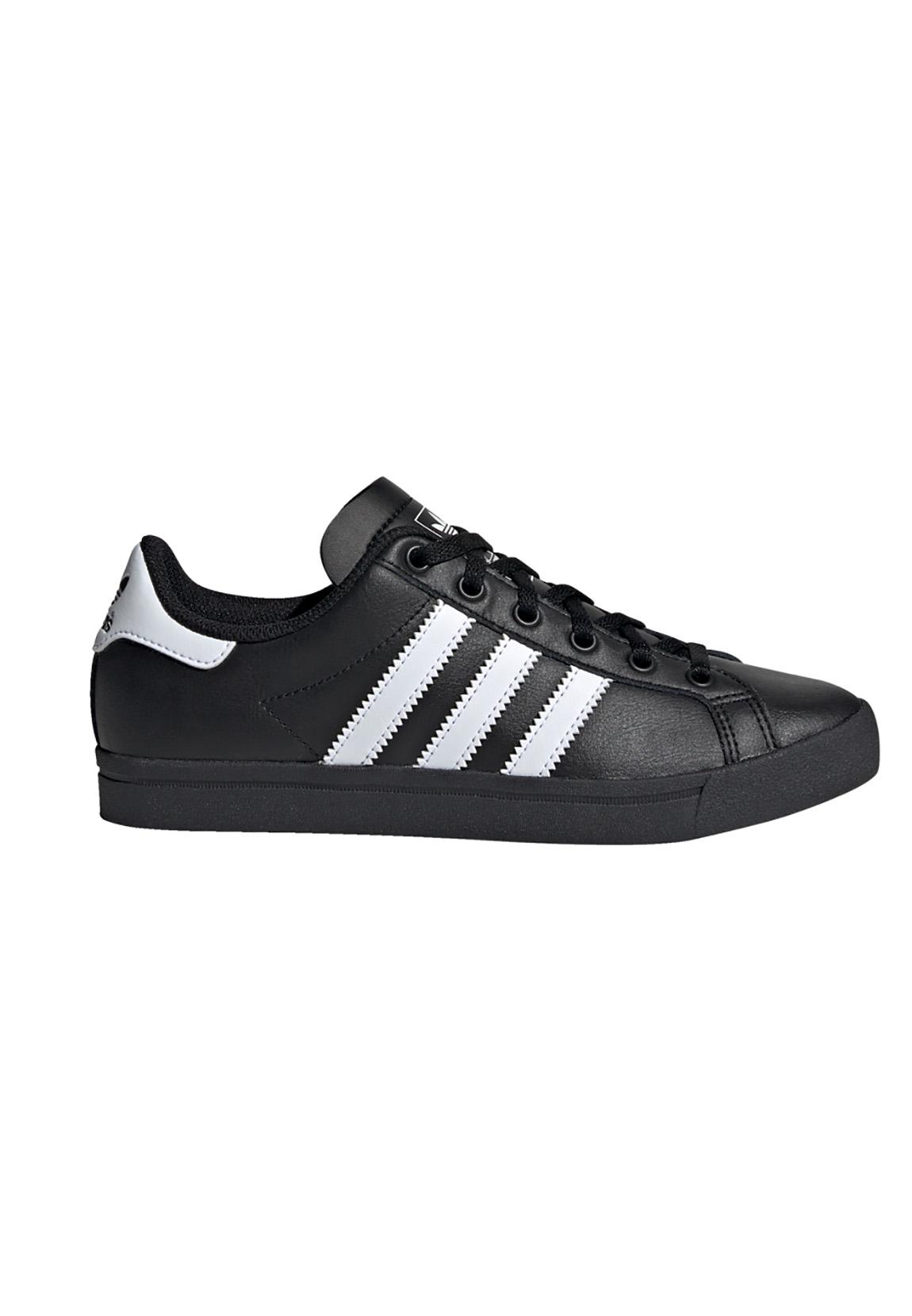 adidas Originals Sneaker Coast Star EE9698 Weiß Schwarz