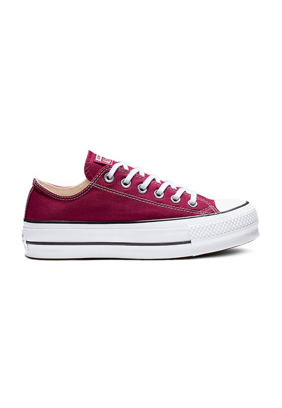 Converse Chucks CT AS LIFT OX 563496C Dunkelrot – Bild 1