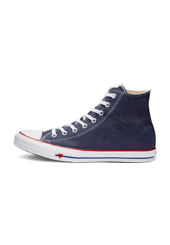 Converse Chucks CT AS HI 163303C Blau – Bild 2