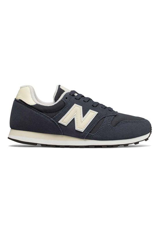 New Balance Sneaker Damen WL373NVB Dunkelblau Navy – Bild 1