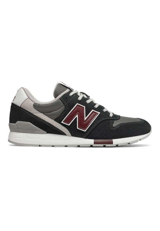 New Balance Sneaker Herren MRL996WK Schwarz Black – Bild 1
