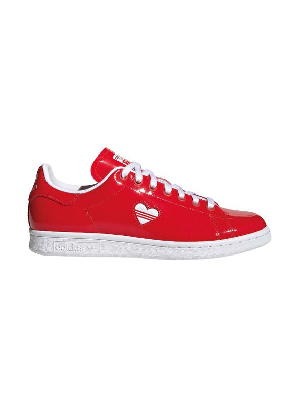 Adidas Originals Sneaker STAN SMITH W G28136 Rot – Bild 2