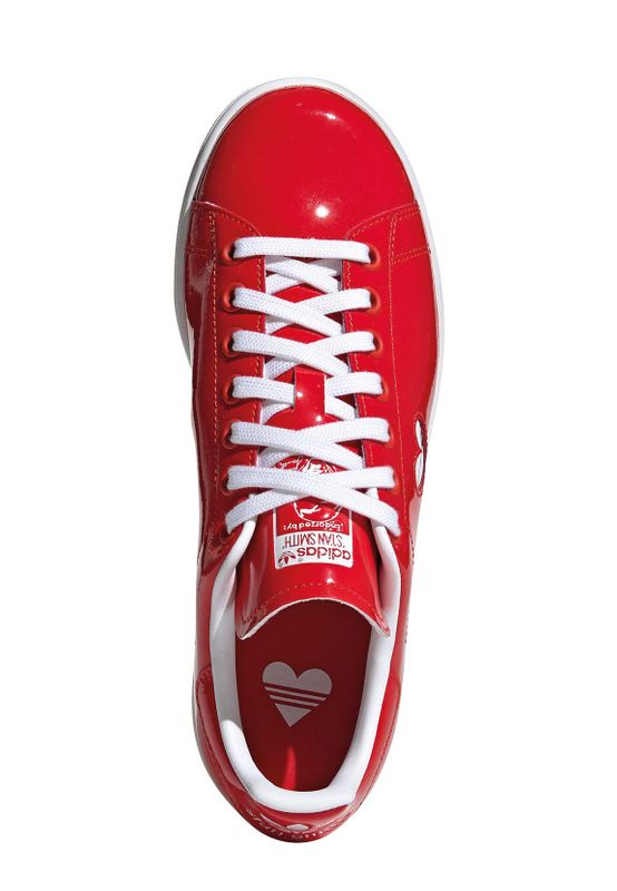 Adidas Originals Sneaker STAN SMITH W G28136 Rot – Bild 3