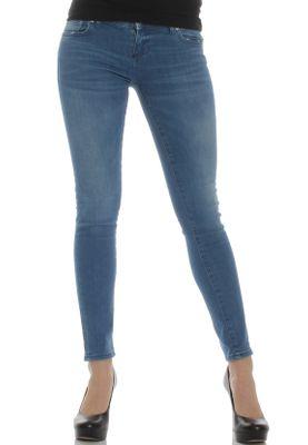 LTB Damen Jeans MINA Catalina Wash Mittelblau – Bild 0