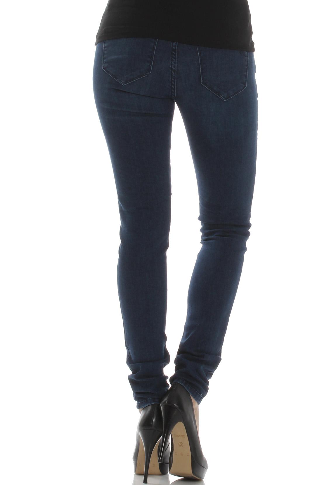 LTB Jeans Women Molly erili Wash Blu Scuro