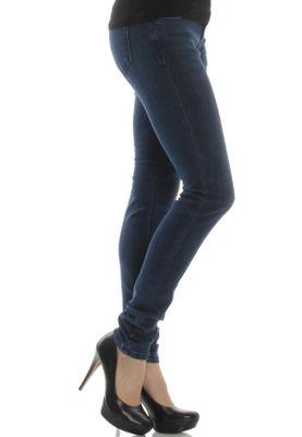 LTB Damen Jeans NICOLE Fiona Wash Dunkelblau – Bild 1