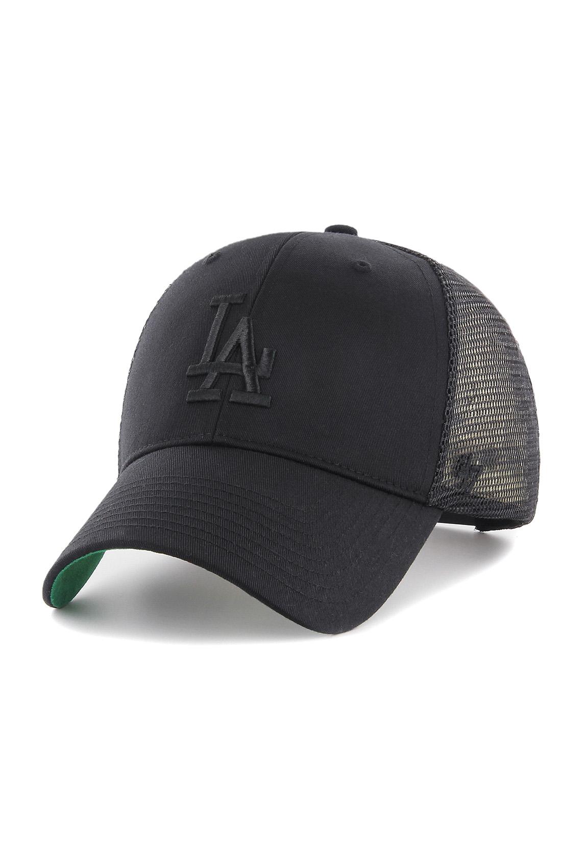 2c30d55c 47 Brand Branson Trucker MVP Snapback Cap La Dodgers BRANS12CTP-BKA ...