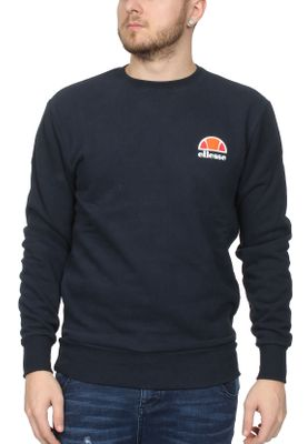 Ellesse Sweater Herren DIVERIA CREW SWEAT Dunkelblau Dress Blues – Bild 0