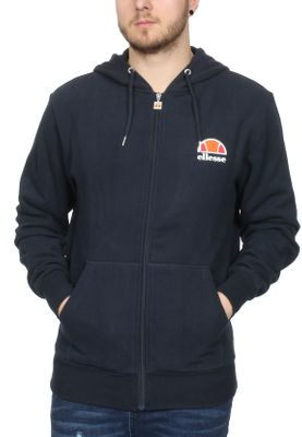 Ellesse Hoodie Herren MILETTO Dunkelblau Dress Blues – Bild 0