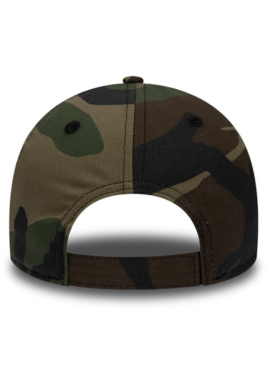 New Era 9Forty Adjustable Kinder Cap CHICAGO BULLS Camouflage – Bild 2