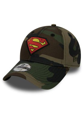 New Era 9Forty Adjustable Kinder Cap SUPERMAN Camouflage – Bild 0