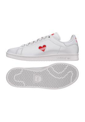 Adidas Originals Sneaker STAN SMITH W G27893 Weiss Rot – Bild 0