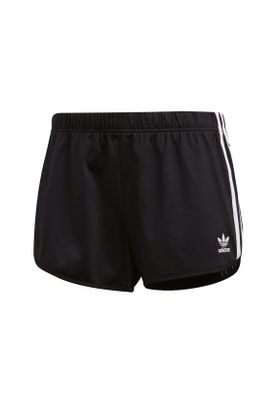 Adidas Originals Shorts Damen 3 STR SHORT DV2555 Schwarz – Bild 0