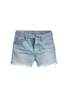 Levis Damen Shorts 501 SHORTS 56327-0013 Hellblau
