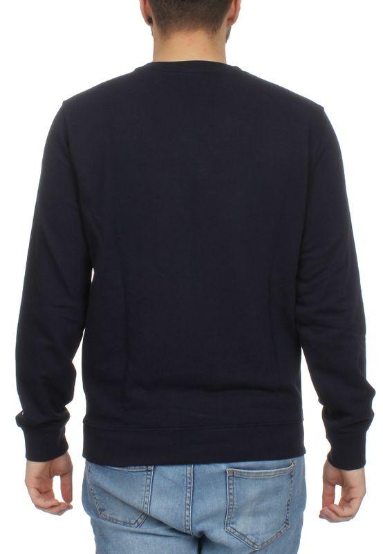 Champion Sweatshirt Herren 212682 S19 BL501 NNY Dunkelblau – Bild 1