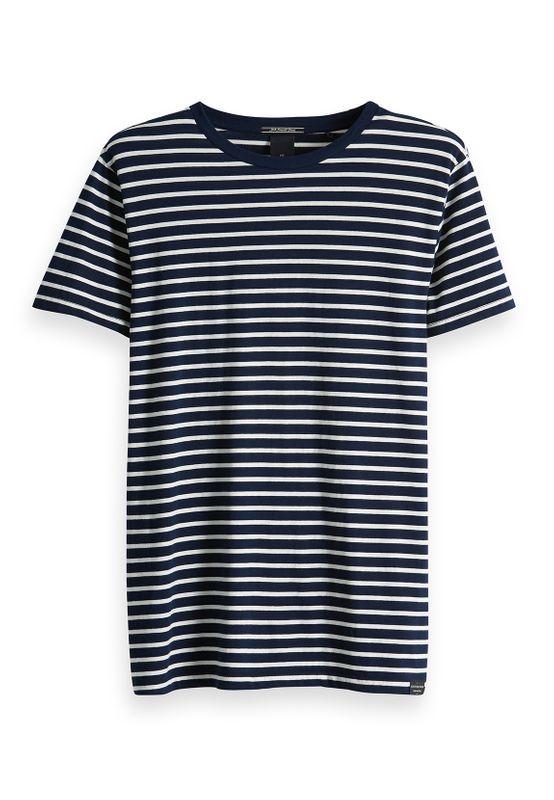 Scotch & Soda T-Shirt Men CLASSIC CREWNECK TEE 149002 Mehrfarbig 0217 Combo A