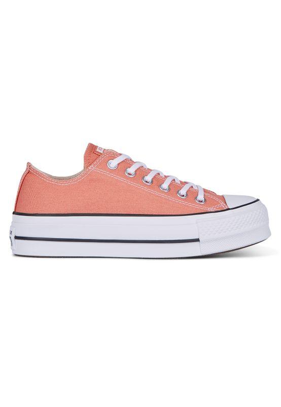 Converse Chucks CT AS LIFT OX 563495C Orange  – Bild 1
