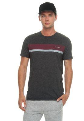 Ragwear T-Shirt Herren HAKE ORGANIC 1912-15024 Schwarz Black 1010
