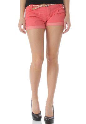 Ragwear Shorts Damen HEAVEN B 1911-50011 Rot Coral 4005 – Bild 0