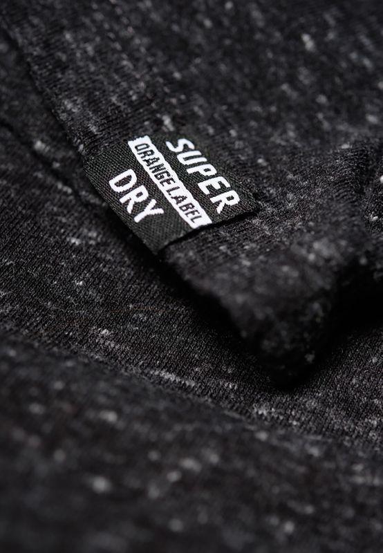 Superdry T-Shirt Damen OL ESSENTIAL VEE NECK Black – Bild 1