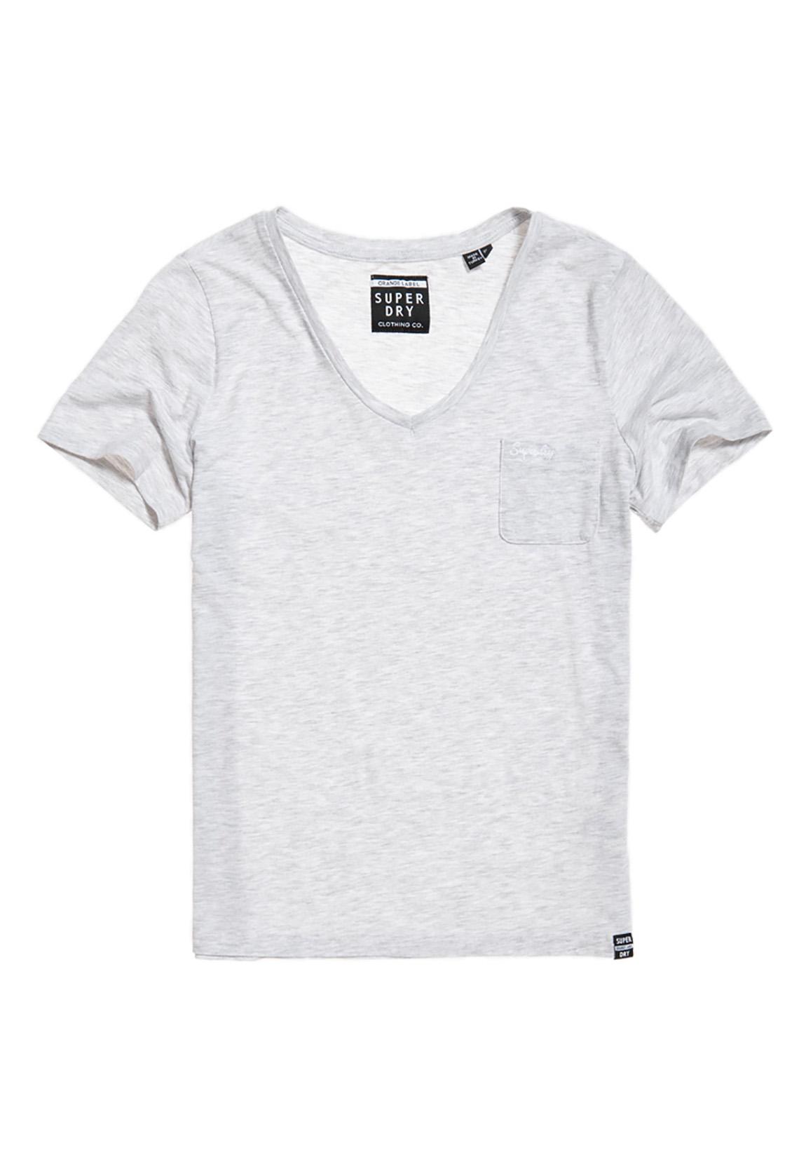 Superdry Orange Label Essential Damen T-Shirt