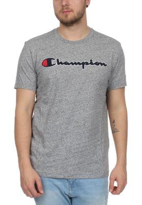 Champion T-Shirt Herren 212946 S19 EM017 GRLTM Grau – Bild 0