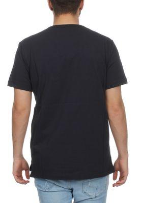 Champion T-Shirt Herren 212808 S19 BS501 NNY Dunkelblau – Bild 2