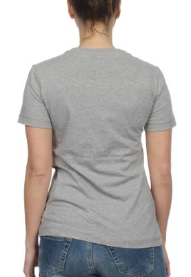 Champion T-Shirt Damen 111924 S19 EM006 OXFM Grau – Bild 1