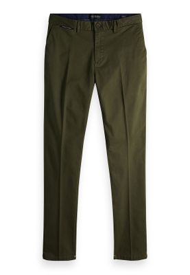 Scotch & Soda Chino Men STUART 148776 Military 0360 Khaki