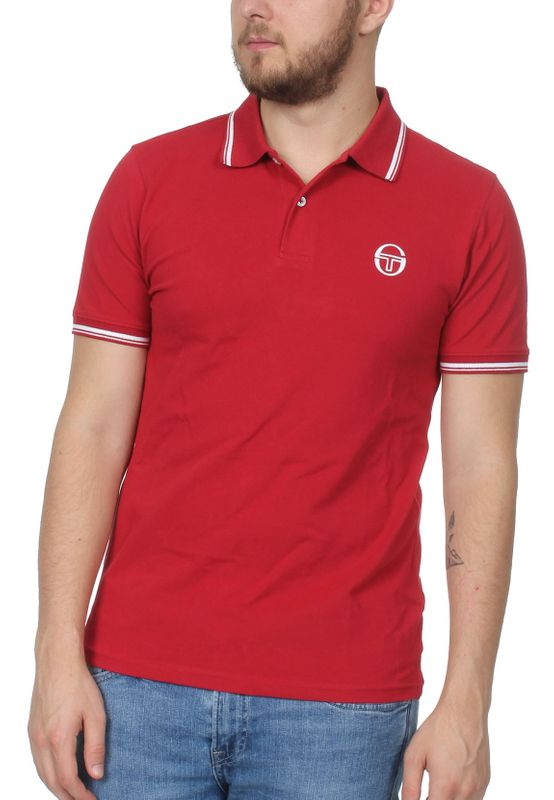 Sergio Tacchini Polo Herren SERGIO 017 POLO 37387 Apple Red Ansicht