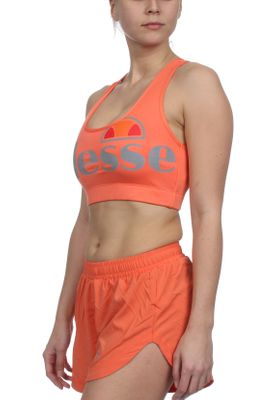 Ellesse Shorts Damen GENOA SHORT Orange Orange – Bild 1