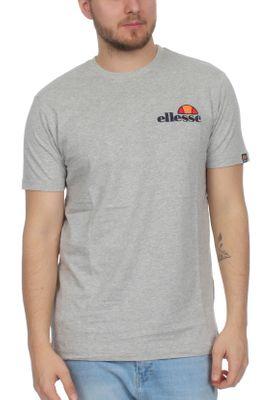 Ellesse T-Shirt Herren VOODOO TEE Grau Grey Marl – Bild 0