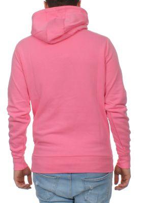 Ellesse Kapuzenpulli Herren RUNAWAY OH HOODY Pink Pink – Bild 1
