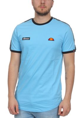 Ellesse T-Shirt Herren FEDE T-SHIRT Hellblau Light Blue – Bild 0