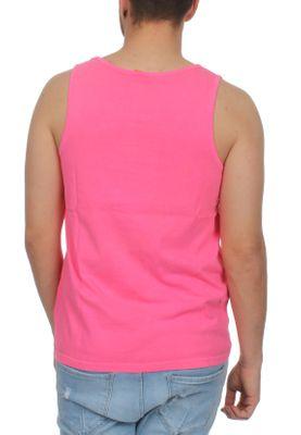 Ellesse Tank Herren St Lucia Vest Pink Neon Pink – Bild 1